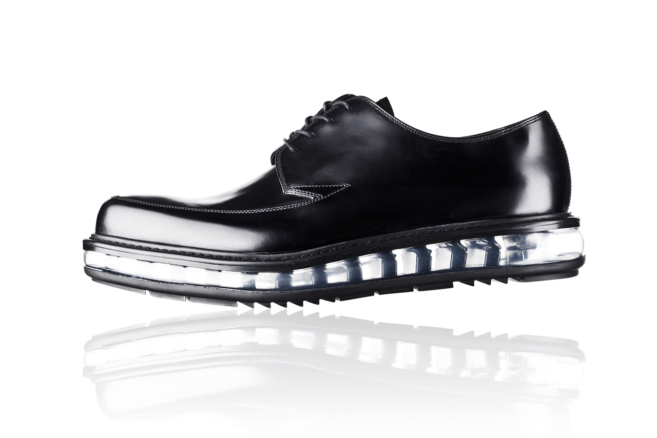 Image of Prada 2013 Fall/Winter Levitate Footwear Collection