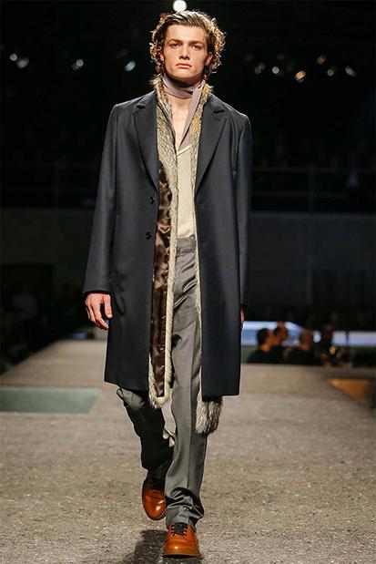 Image of Prada Men 2014 Fall/Winter Collection