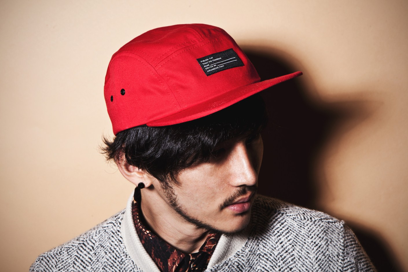 Image of Publish 2013 Holiday Headwear Collection