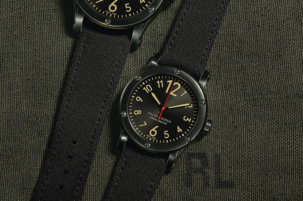 Image of Ralph Lauren RL 67 Safari 39mm Chronometer
