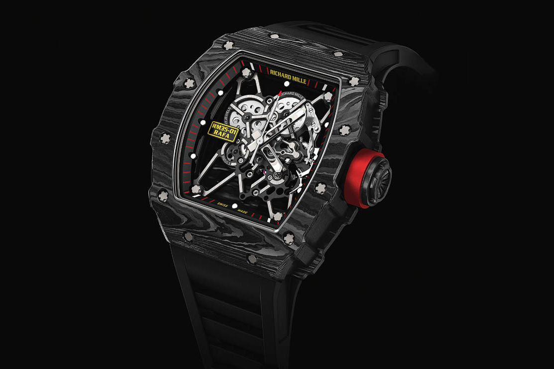 Image of Richard Mille RM 35-01 Rafael Nadal