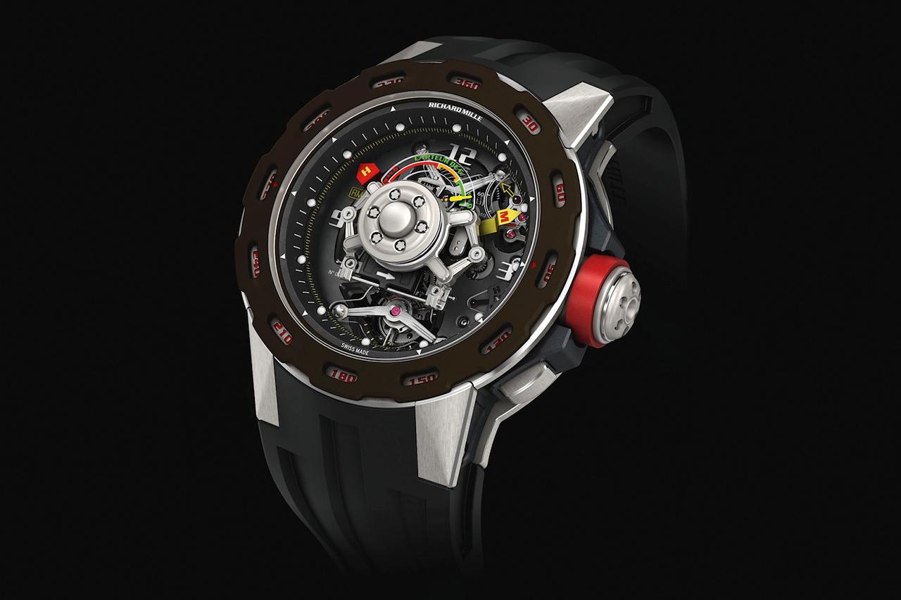 Image of Richard Mille RM 36-01 Sensor Sebastien Loeb