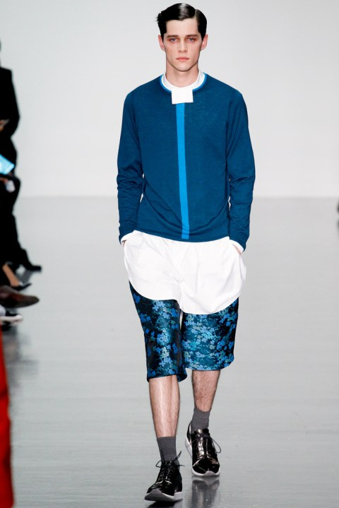 Image of Richard Nicoll 2014 Fall/Winter Collection