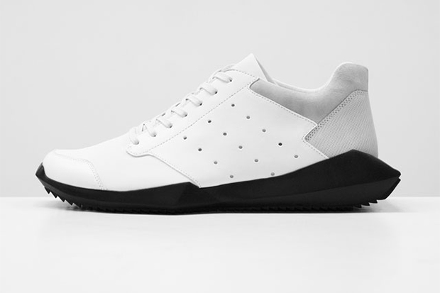 Image of Rick Owens for adidas 2014 Fall/Winter Tech Runner