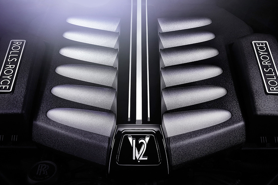 Image of Rolls-Royce Ghost V-Specification