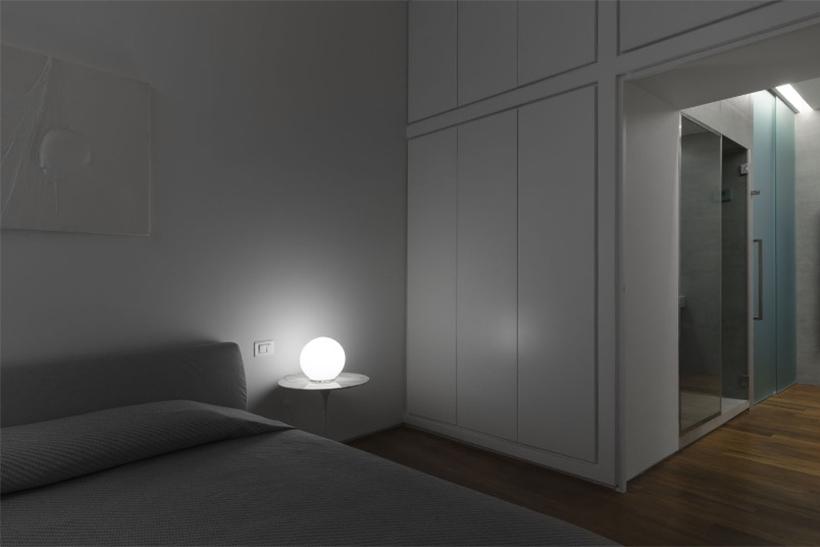 Image of Roman Pop Art Apartment by Labics