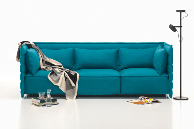 Image of Ronan and Erwan Bouroullec Alcove Plume for Vitra