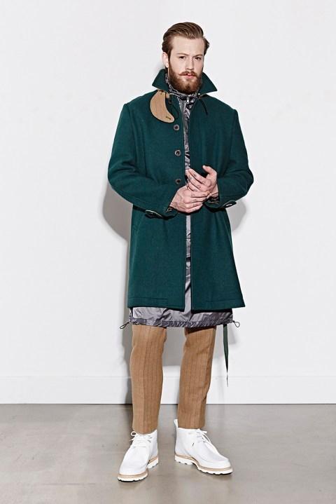 Image of sacai 2014 Fall/Winter Collection
