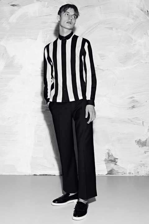 Image of Sandro Homme 2014 Spring/Summer Lookbook