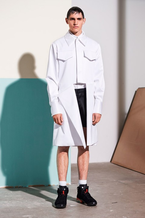Image of Sean Suen 2014 Spring/Summer Lookbook