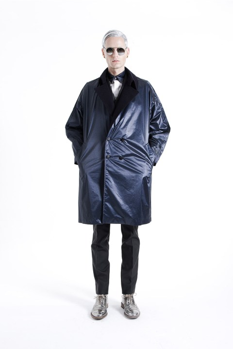Image of SixLee 2014 Fall/Winter Lookbook