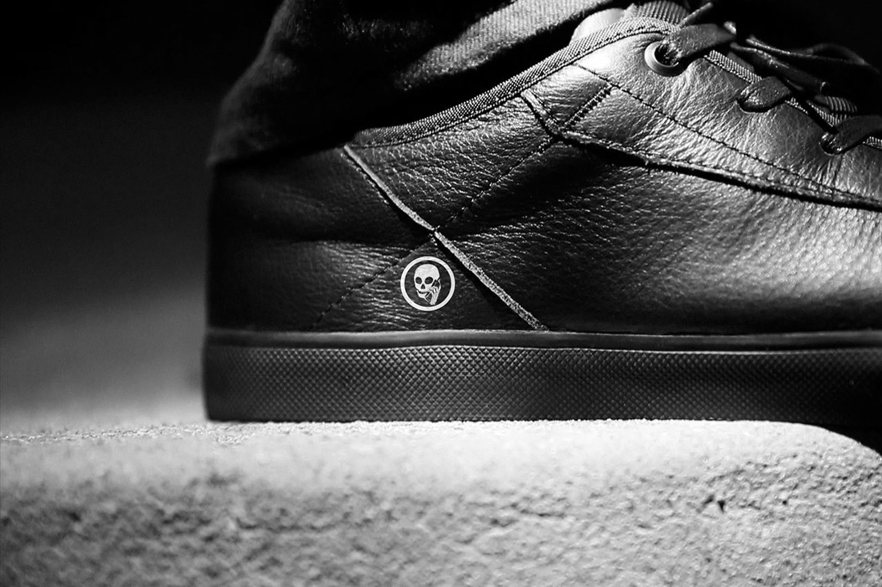 Image of Artist Skullphone and Volcom Link Up to Release Volcom's First Footwear Collaboration
