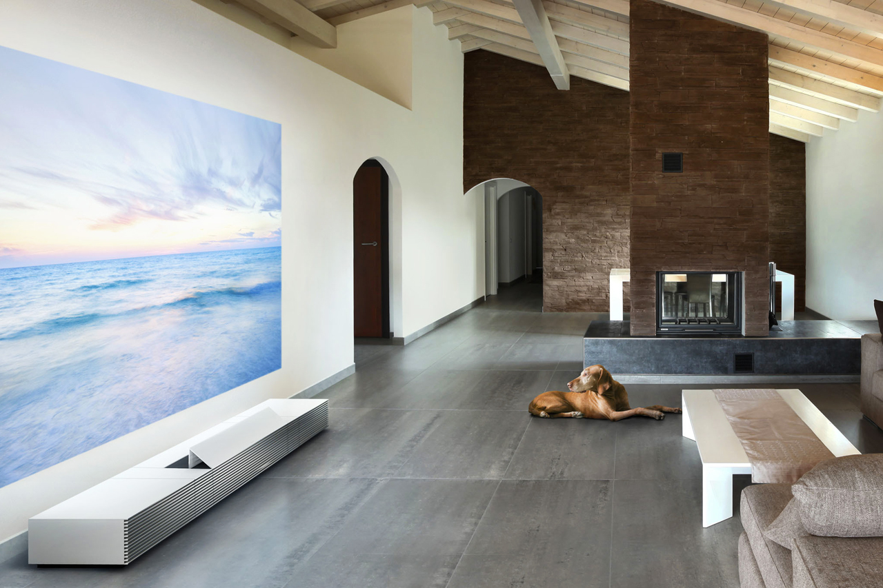 Image of Sony 4K Ultra Short Throw Projector