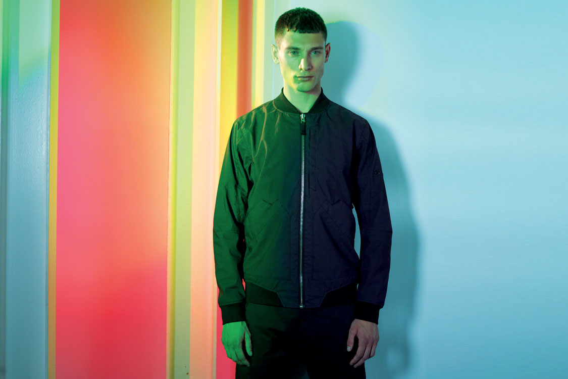 Image of Stone Island Shadow Project 2014 Spring/Summer Lookbook