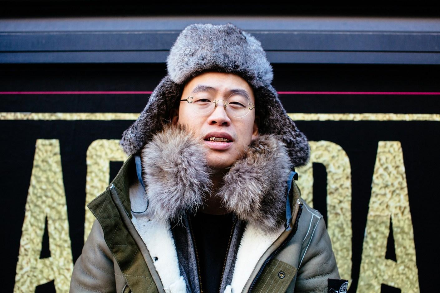 Image of Streetsnaps: Kevin Leong
