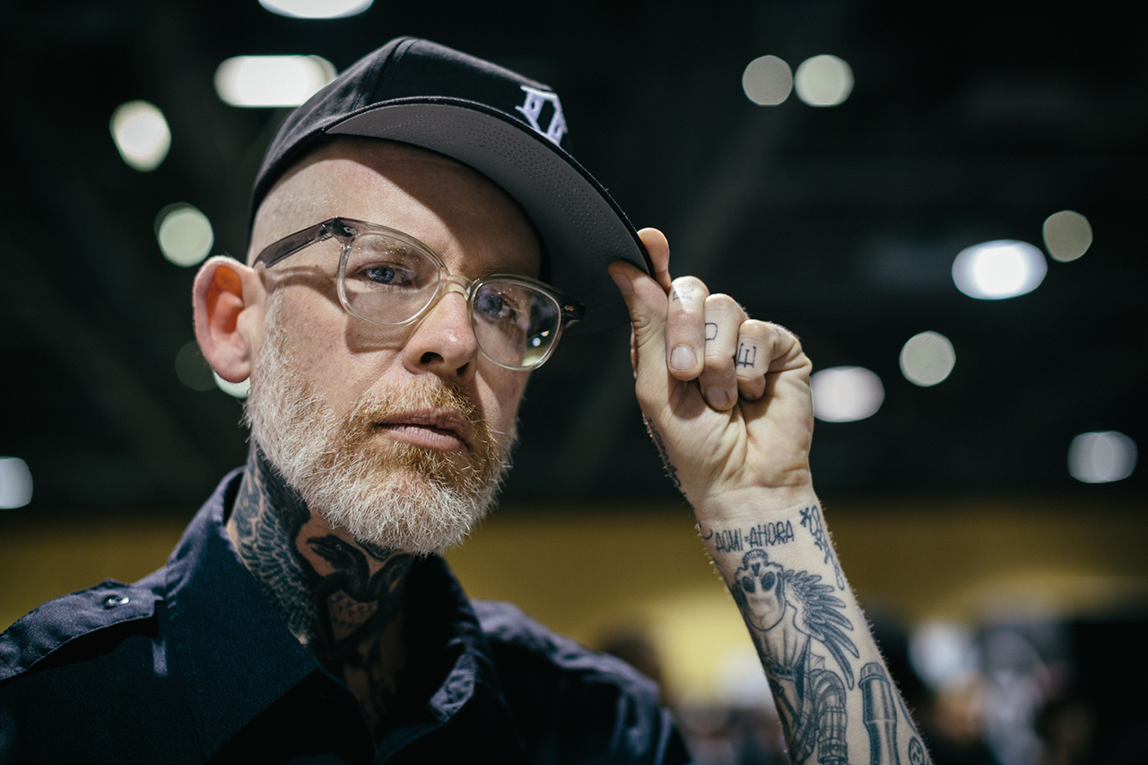 Image of Streetsnaps: Mike Giant at Agenda Long Beach