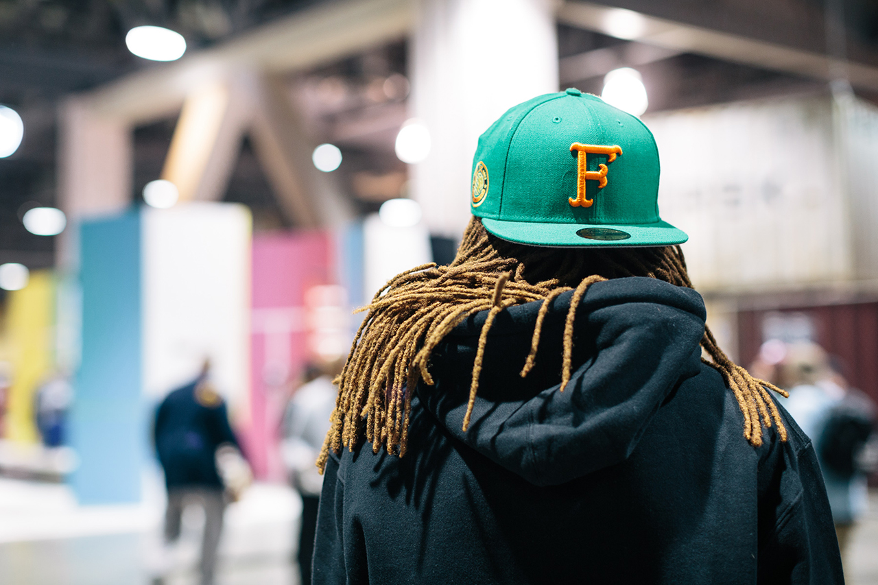 Image of Streetsnaps: Anwar Carrots at Agenda Long Beach