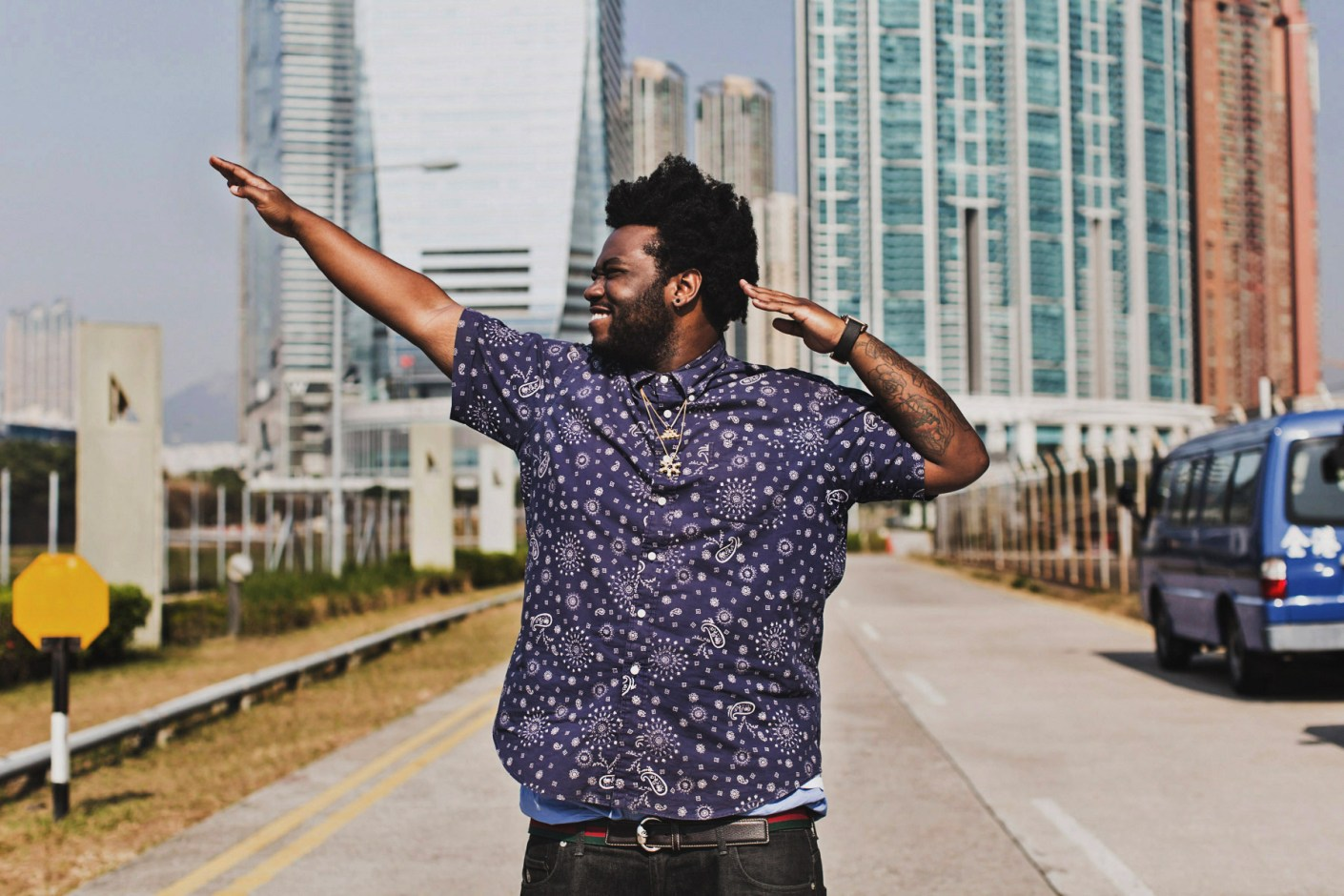Image of Streetsnaps: James Fauntleroy