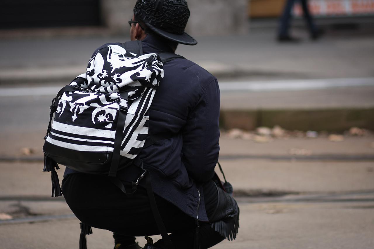 Image of Streetsnaps: Milan Fashion Week Fall/Winter 2014 Part 1