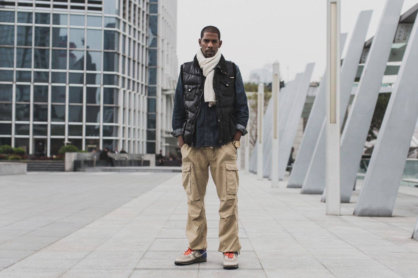 Image of Streetsnaps: Young Guru
