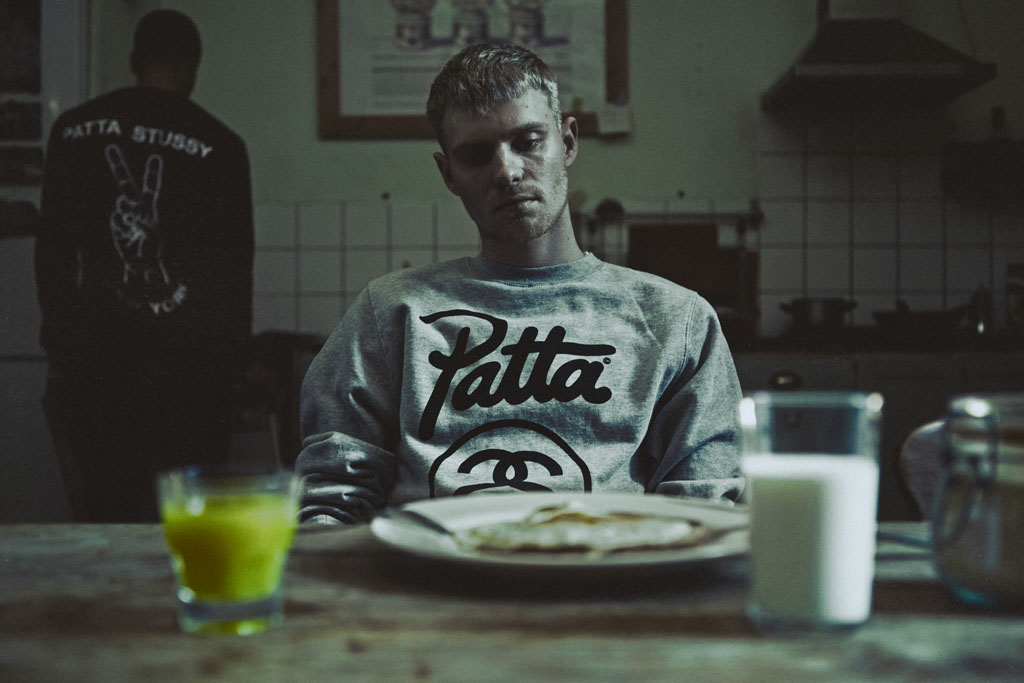 Image of Stussy x Patta 10th Anniversary Lookbook