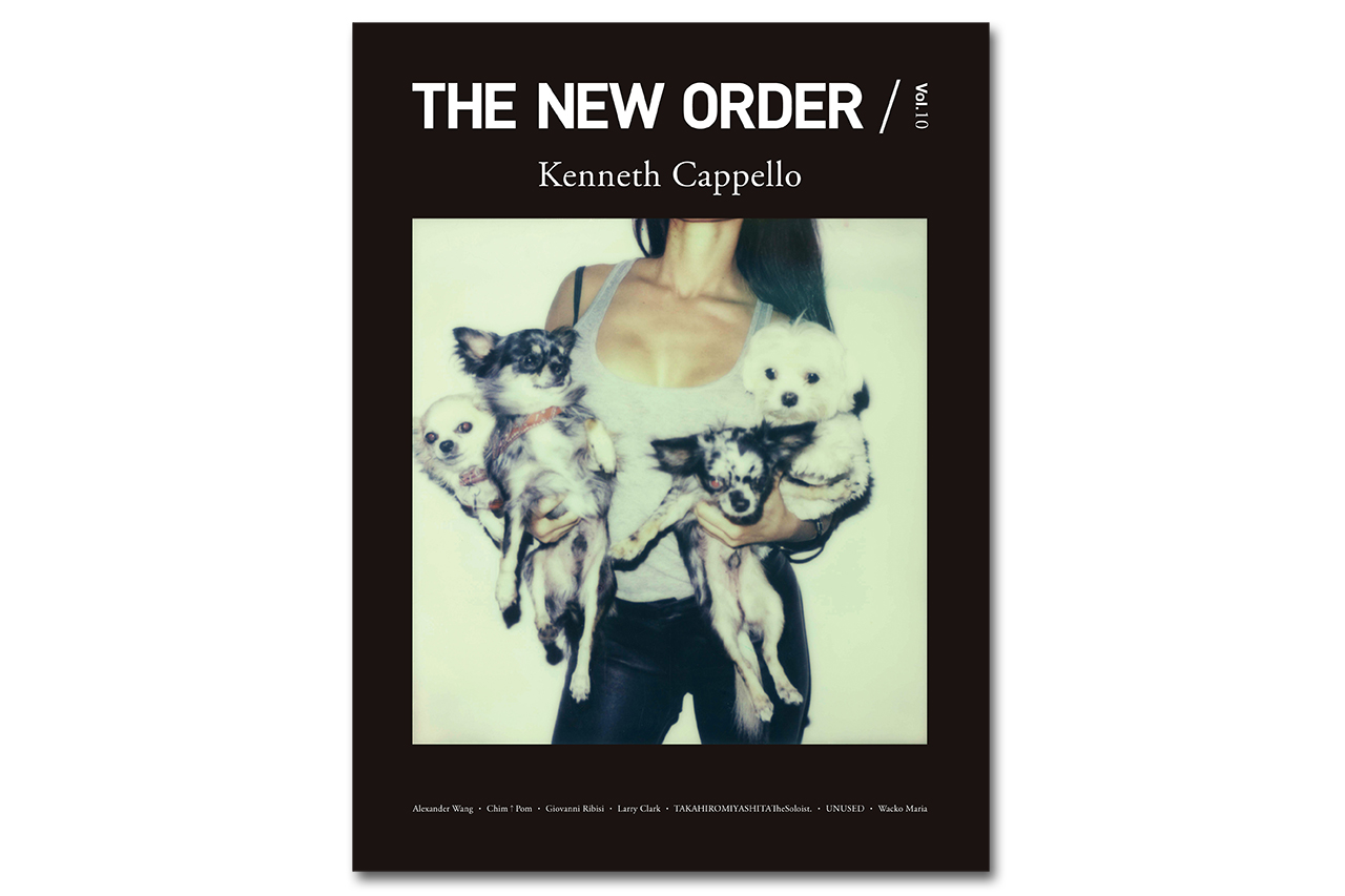 Image of THE NEW ORDER Vol. 10