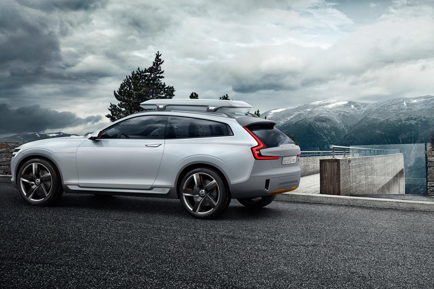 Image of Thomas Ingenlath Introduces the Volvo Concept XC