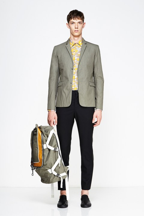 Image of Tim Coppens 2014 Spring/Summer Collection