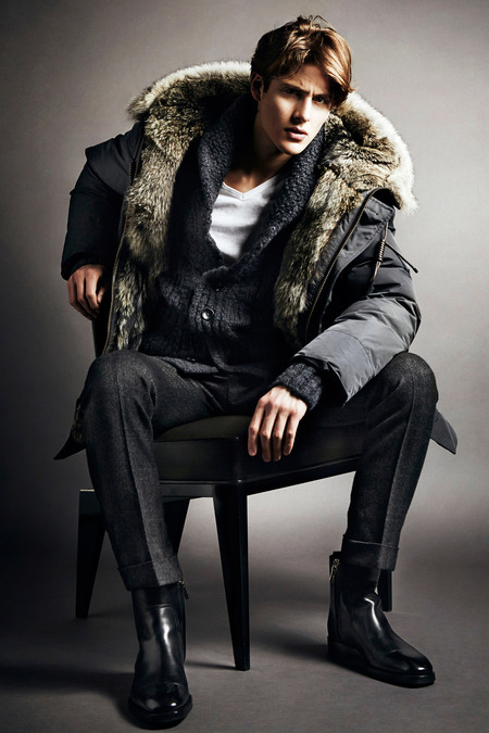 Image of Tom Ford 2014 Fall/Winter Lookbook