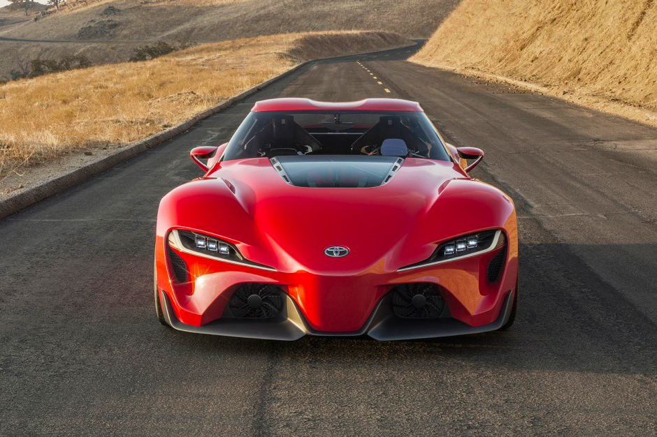 Image of Toyota FT-1 Supra Concept