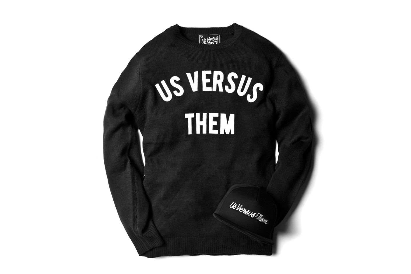 Image of Us Versus Them 2013 Holiday New Arrivals