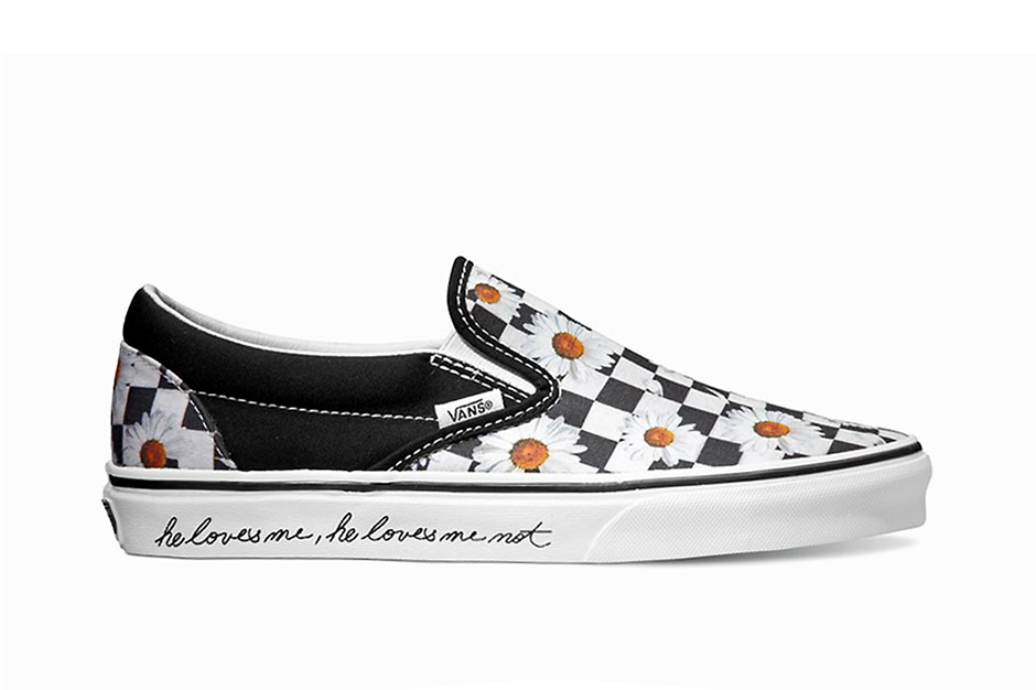 """Image of Vans 2014 """"Love Me, Love Me Not"""" Valentine's Day Pack"""
