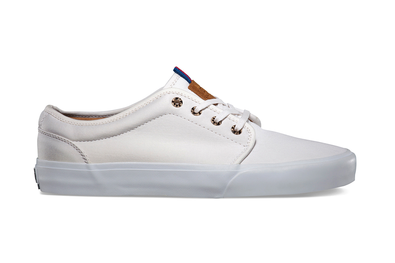 "Image of Vans California 2014 Spring 106 Vulcanized CA ""Brushed Twill"""