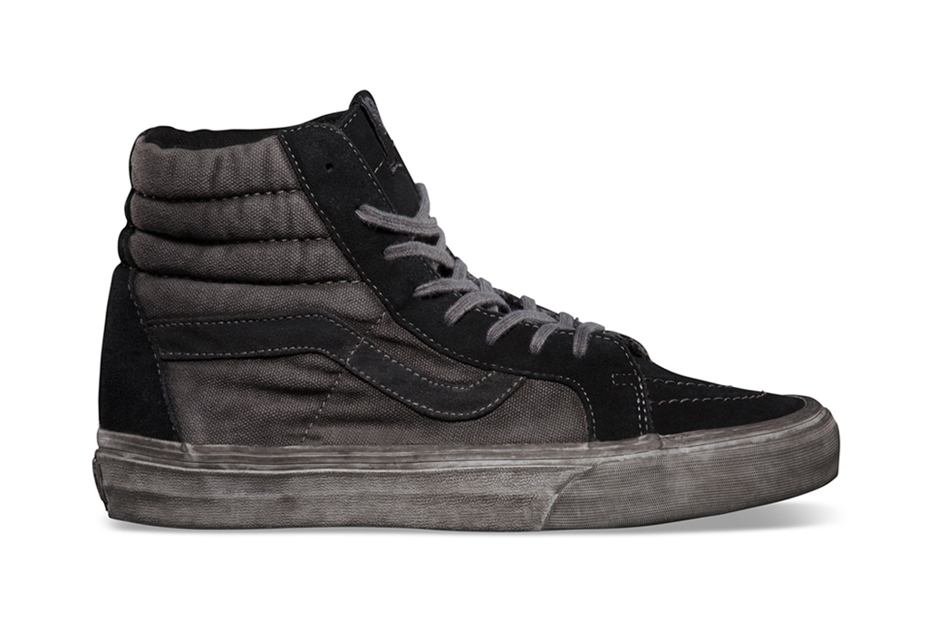 "Image of Vans California 2014 Spring Sk8-Hi ""Over Washed"" Pack"