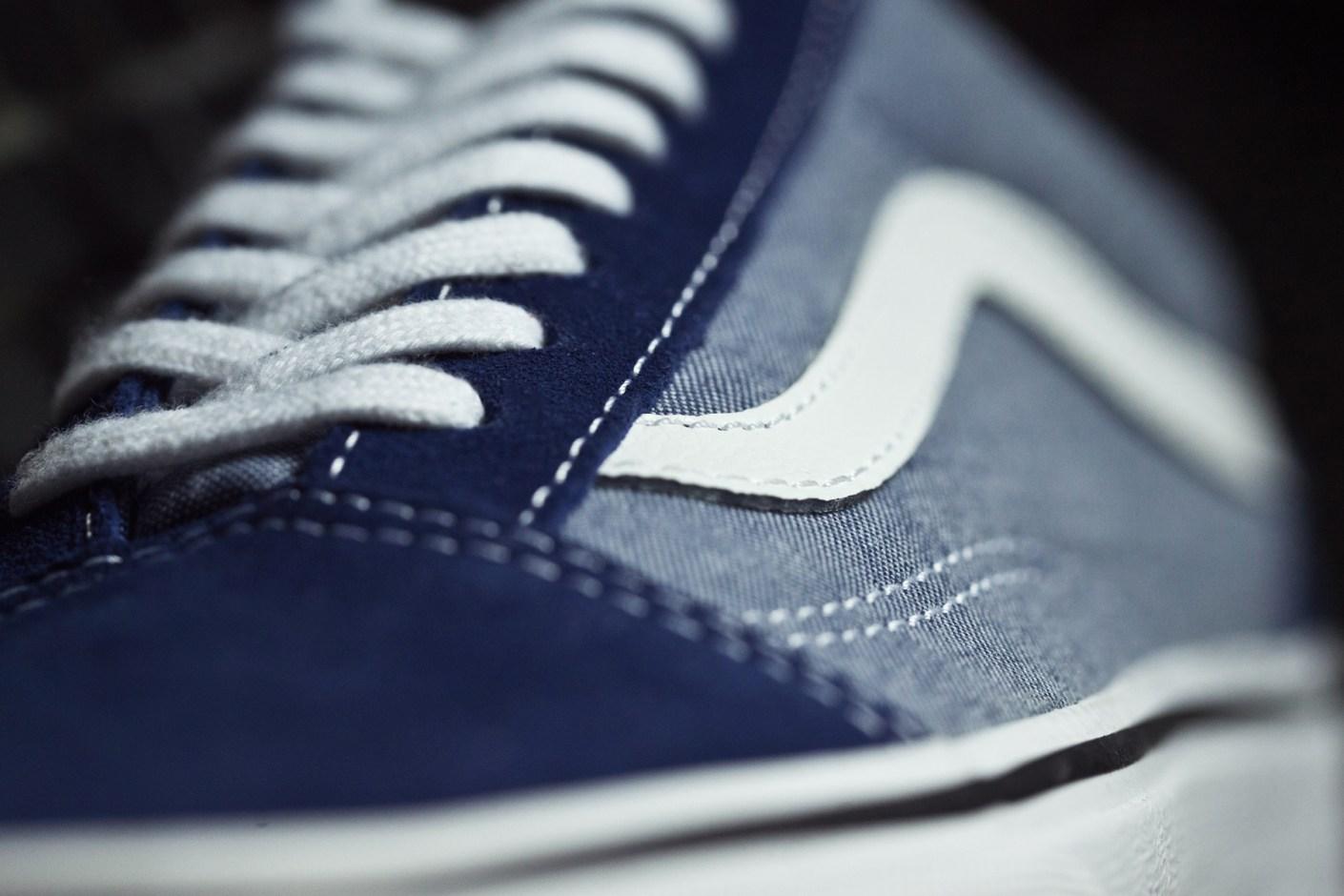 Image of Vans Classics 2014 Spring Old Skool Estate Blue