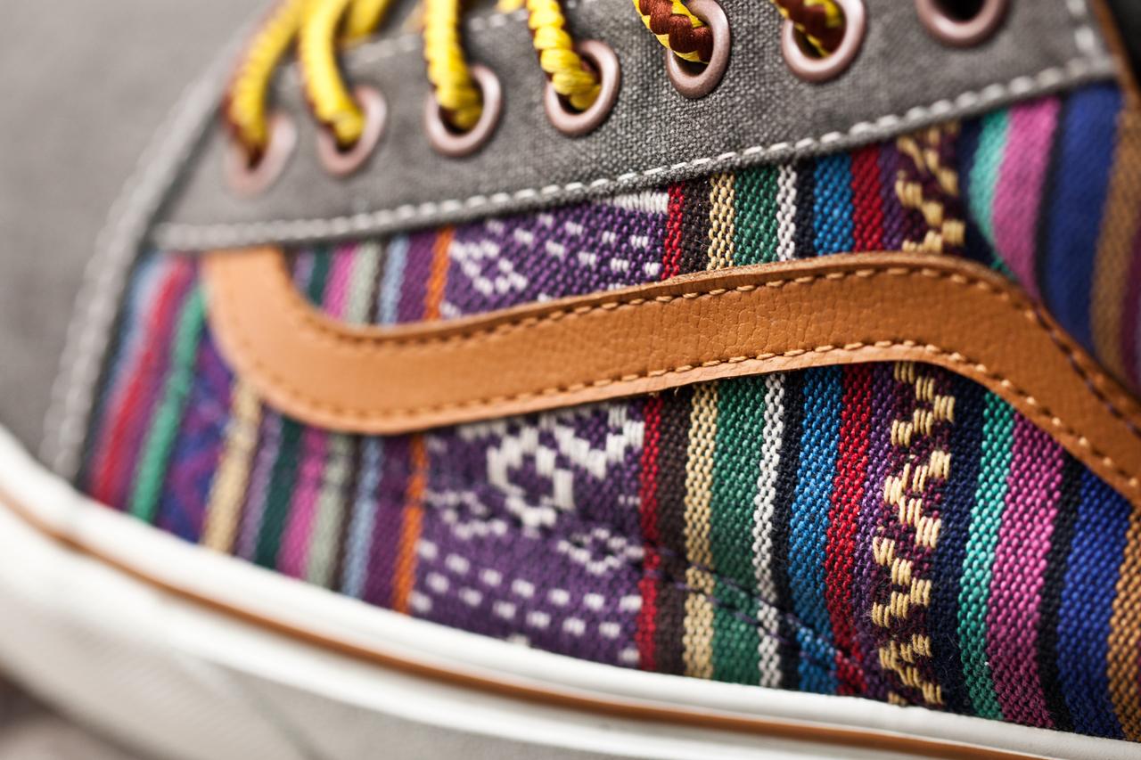 "Image of Vans Classics 2014 Spring Old Skool ""Guate"""