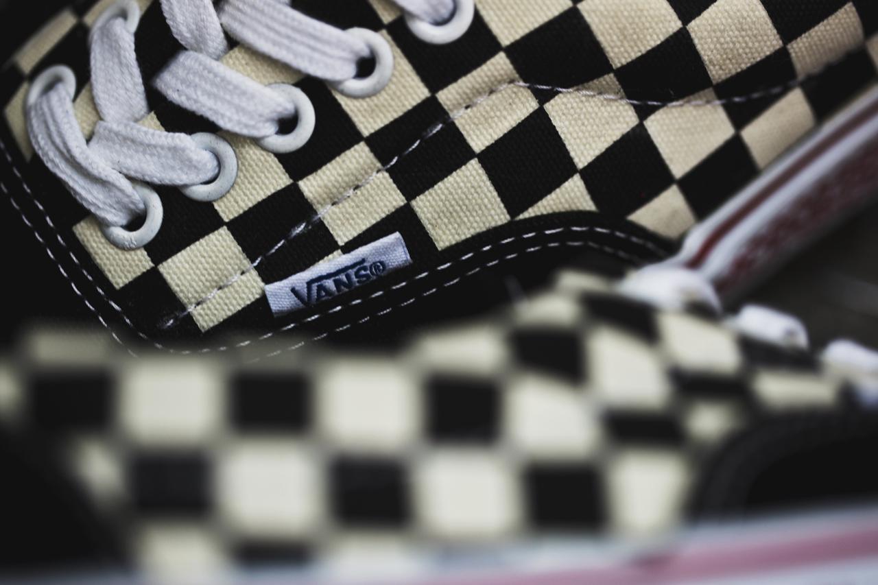 Image of Vans Classics Van Doren Series Checker Pack
