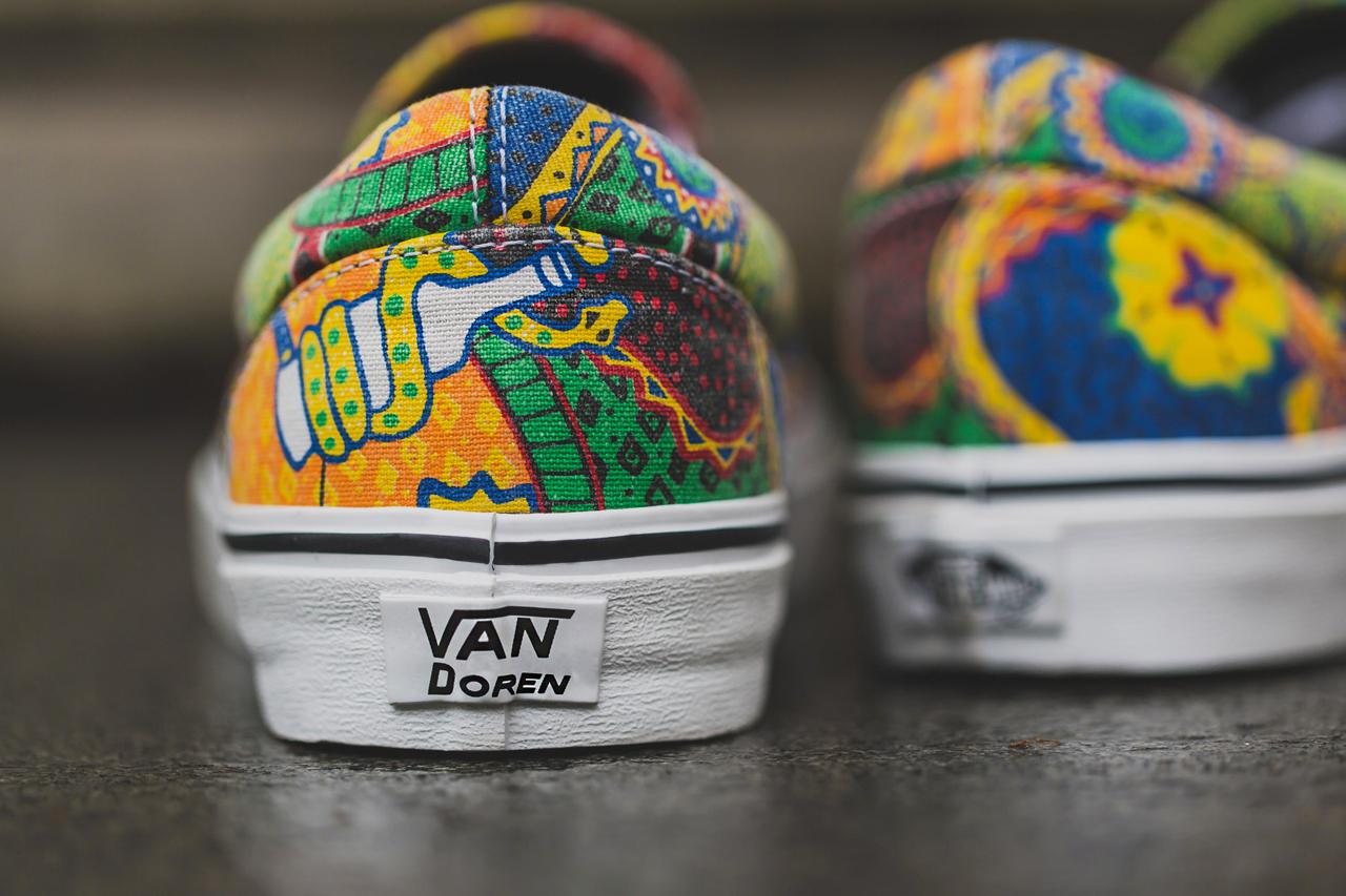 Image of Vans Classics Van Doren Series Multi/Aborigine Pack