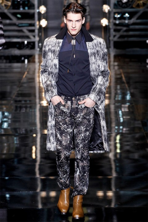 Image of Versace 2014 Fall/Winter Collection
