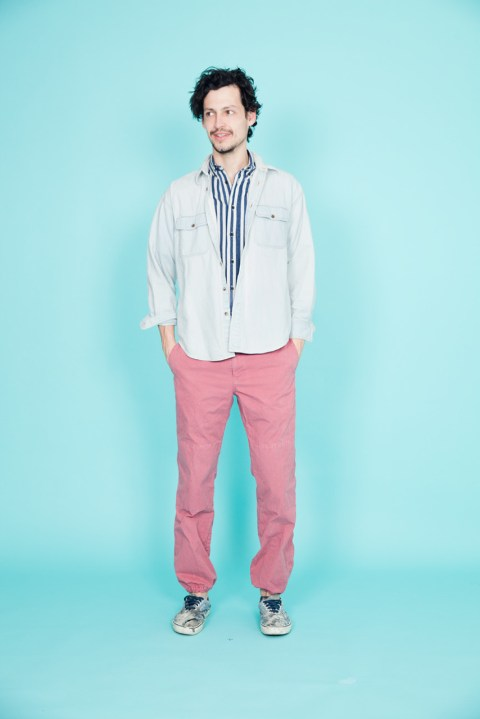 Image of Victory Press 2014 Spring/Summer Lookbook
