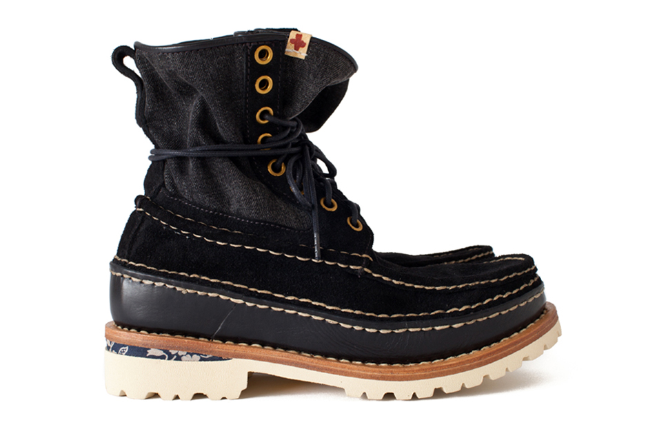 Image of visvim 2014 Spring GRIZZLY BOOTS-FOLK *F.I.L. EXCLUSIVE