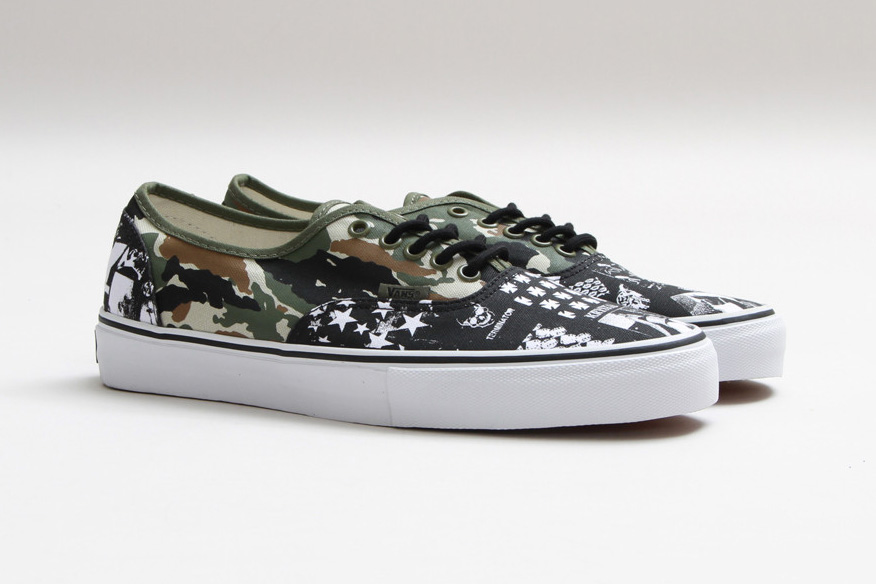 "Image of Weirdo Dave x Vans Syndicate Authentic ""China Girl Summer"""