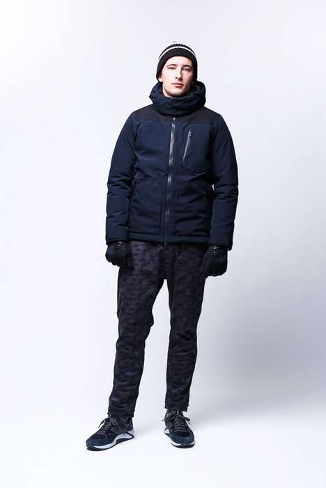 Image of White Mountaineering 2014 Fall/Winter Lookbook