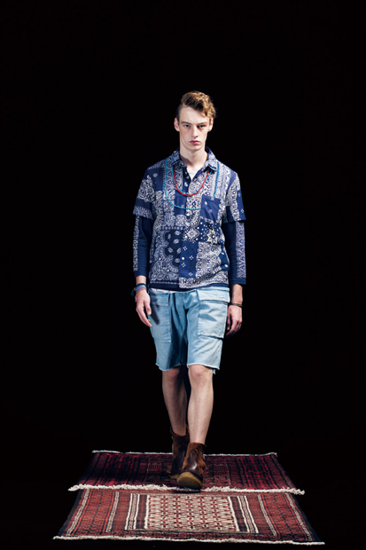 Image of WHIZ LIMITED 2014 Spring/Summer Collection