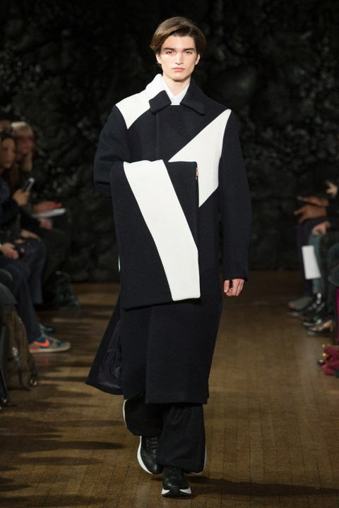Image of Xander Zhou 2014 Fall/Winter Collection