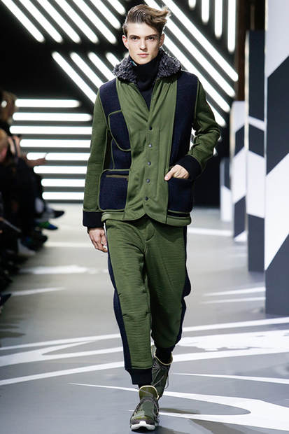 Image of Y-3 2014 Fall/Winter Collection