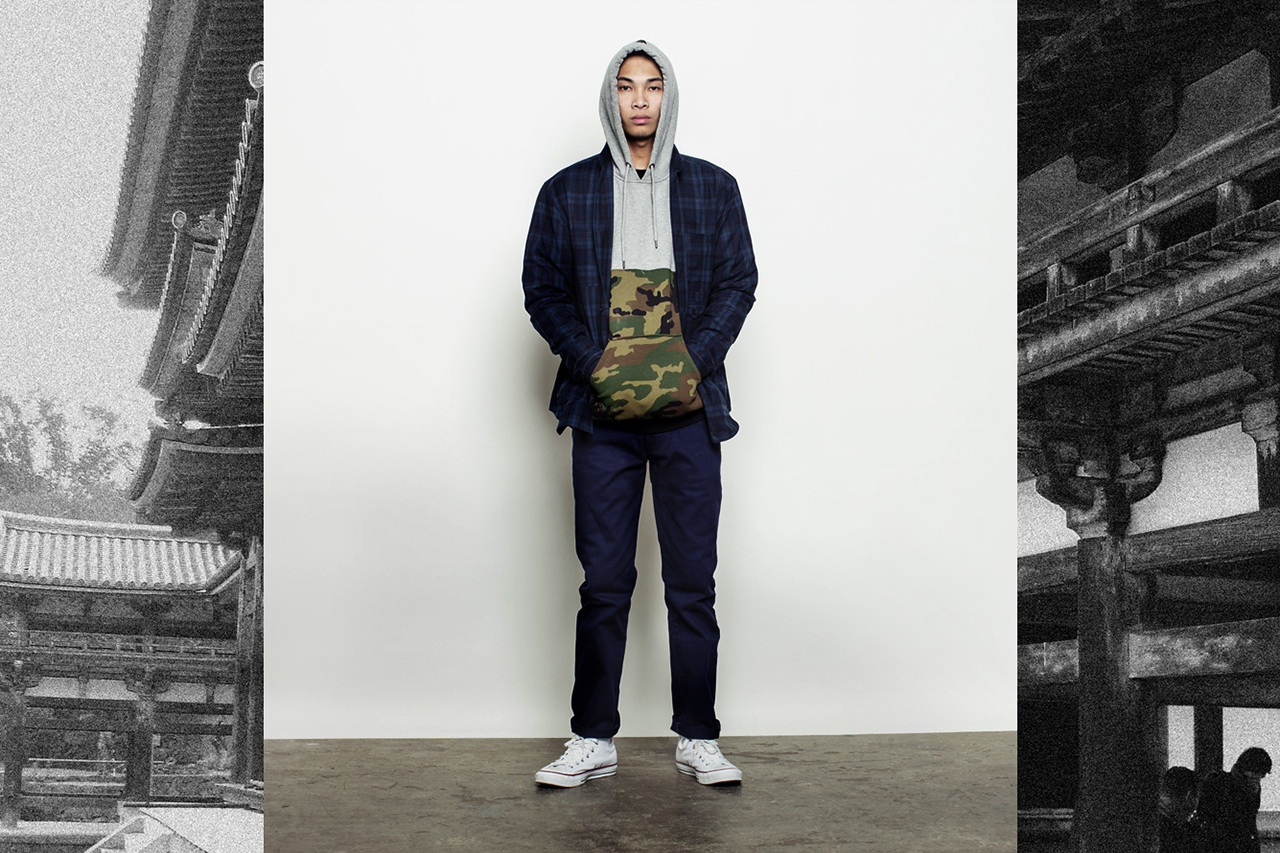 """Image of 10.Deep 2014 Spring Delivery 1 """"Far East"""" Lookbook"""