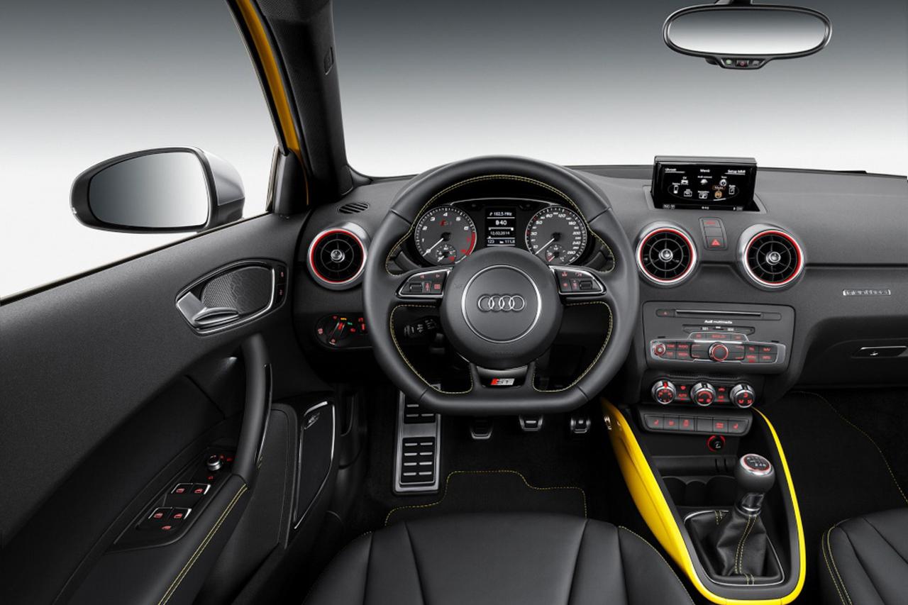 Image of 2015 Audi S1 Quattro