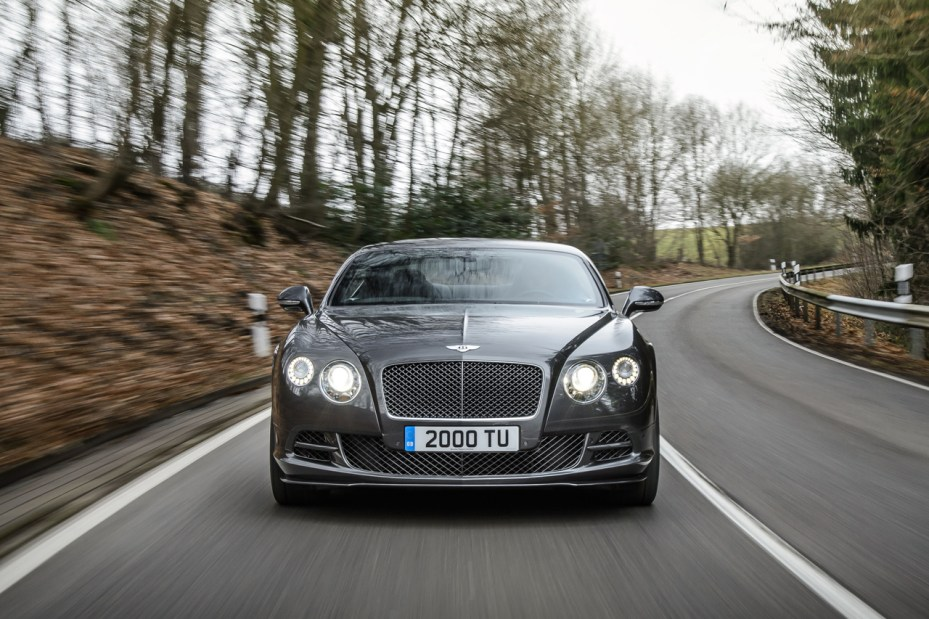 Image of 2015 Bentley Continental GT Speed