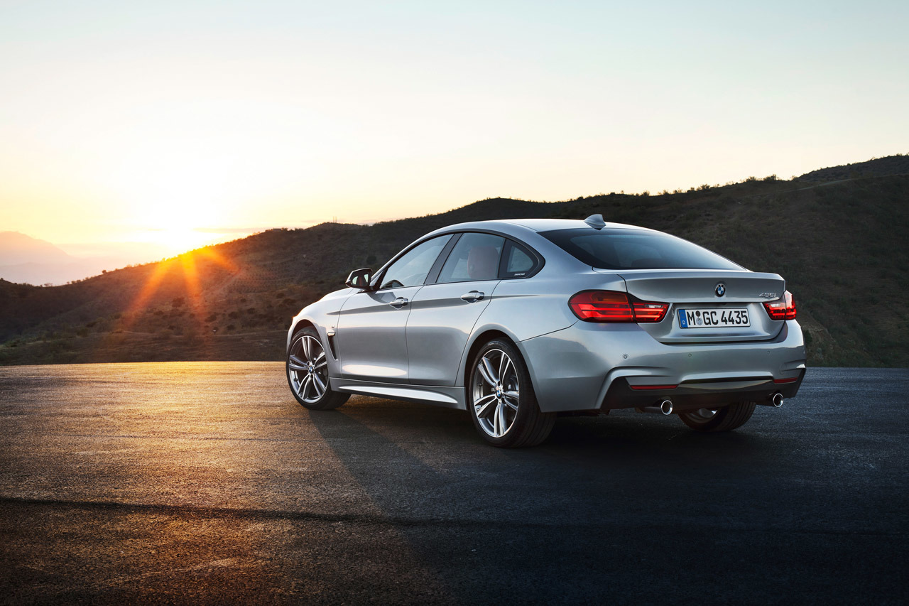 Image of 2015 BMW 4 Series Gran Coupé
